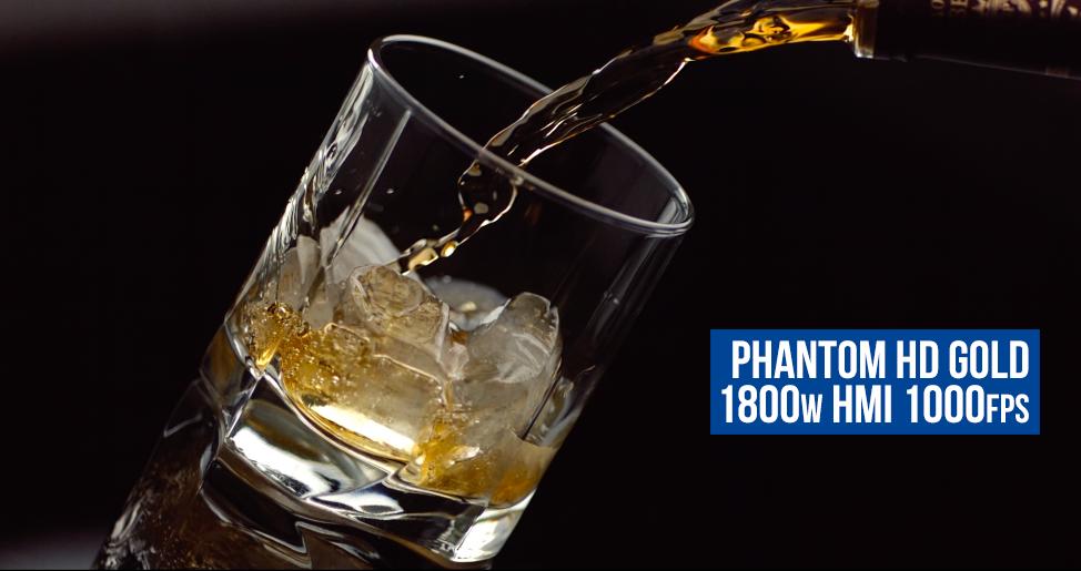 ТЕСТ: Phantom HD Gold и 1800watt HMI