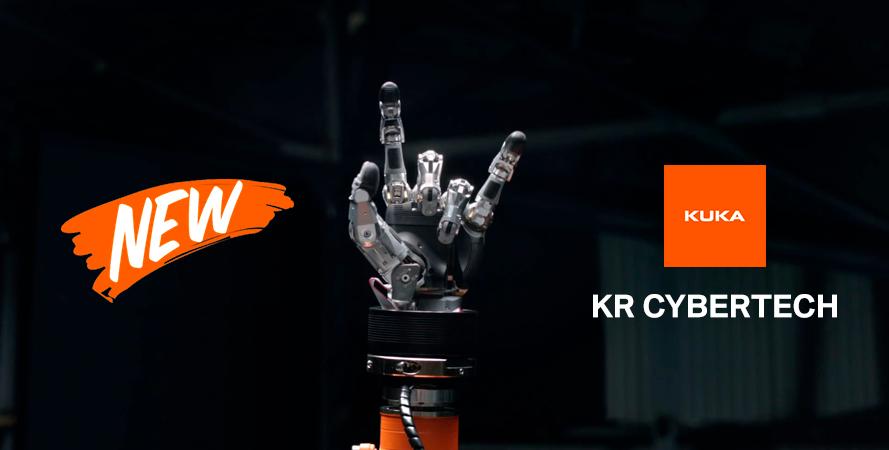 Новый робот KUKA доступен для аренды