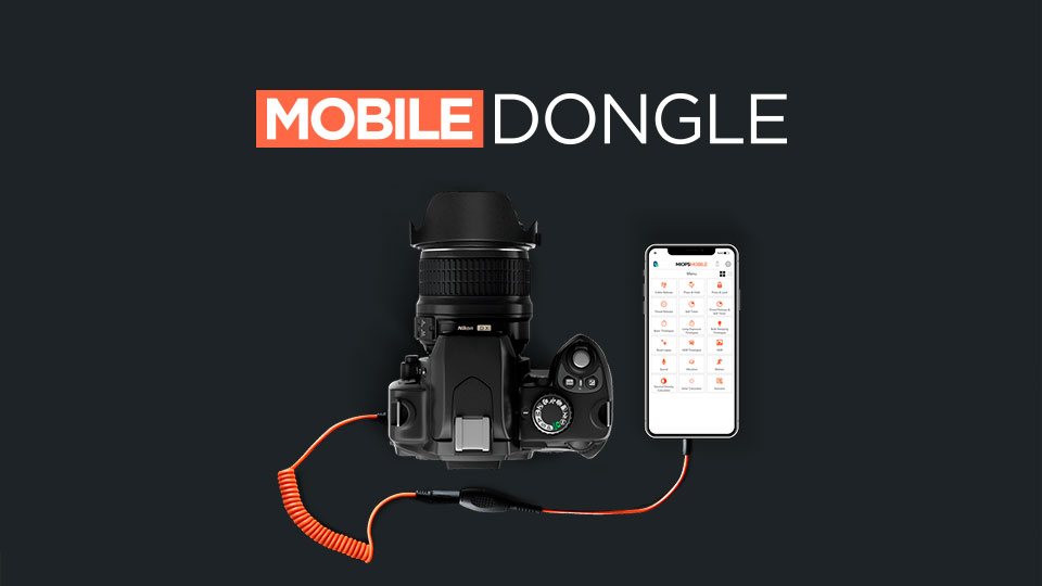 MIOPS mobile dongle