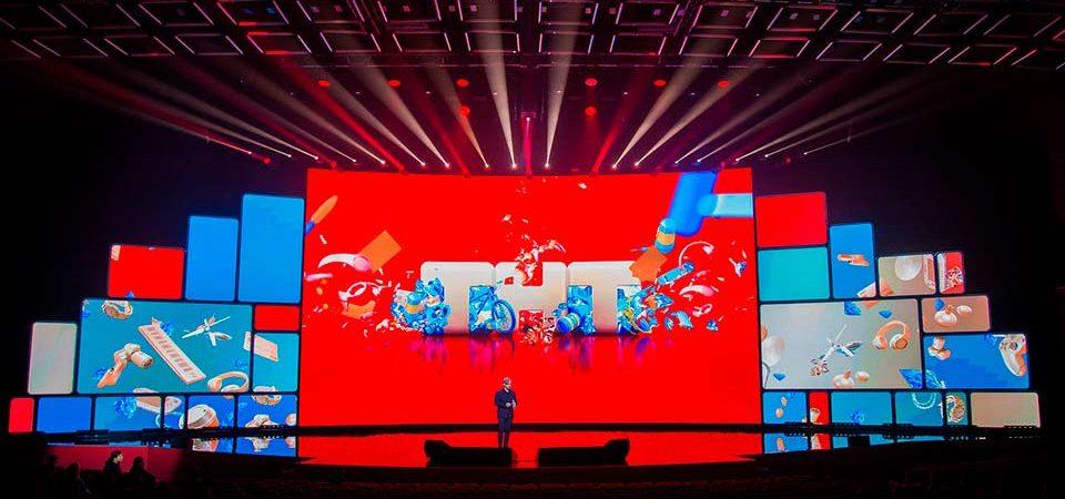 Телеканал ТНТ показал Motion Control презентацию нового сезона 2019 года.