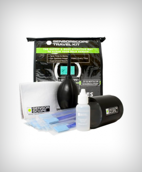 SensorScope Travel Kit
